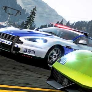 Need for Speed Hot Pursuit Remastered Verfolgungsjagd der Polizei