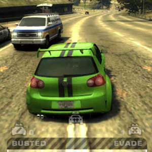 Need For Speed Most Wanted Rennen
