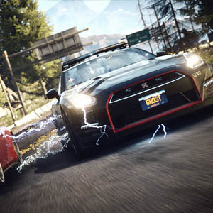 Need for Speed Rivals Xbox One Enforcer Klasse