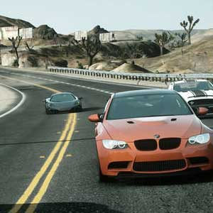 Need For Speed The Run - Verfolgen