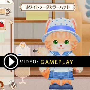 Neko Tomo Nintendo 3DS Gameplay Video