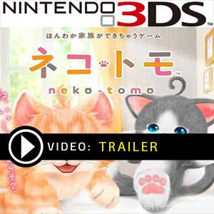 Neko Tomo Nintendo 3DS Digital Download und Box Edition