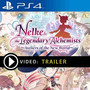Nelke & The Legendary Alchemists Ateliers of The New World PS4 Digital Download und Box Edition