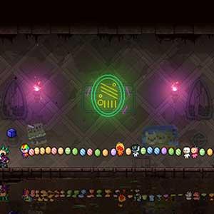 Neon Abyss Eier