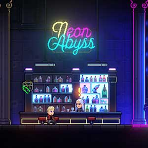 Neon Abyss Raum