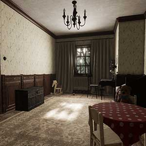 Zimmer der Heldin