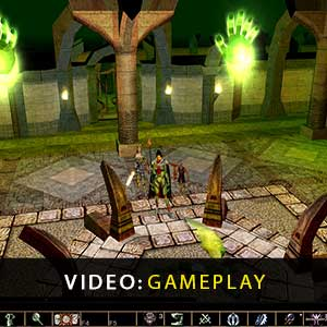 Neverwinter Nights Gameplay Video