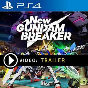 New Gundam Breaker PS4 Digital Download und Box Edition