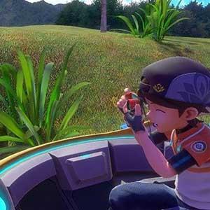 New Pokémon Snap Nintendo Switch Fotograf