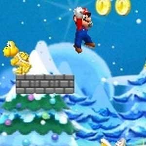 New Super Mario Bros 2 Nintendo 3DS Gameplay