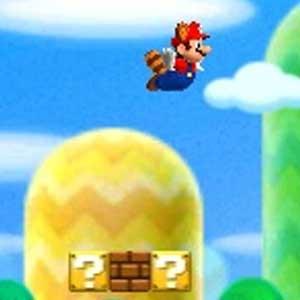 New Super Mario Bros 2 Nintendo 3DS Springen