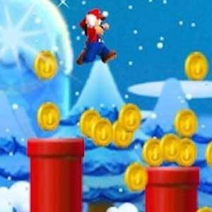 New Super Mario Bros 2 Nintendo 3DS Münzen