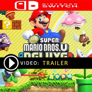 Kaufe New Super Mario Bros U Deluxe Nintendo Switch Preisvergleich