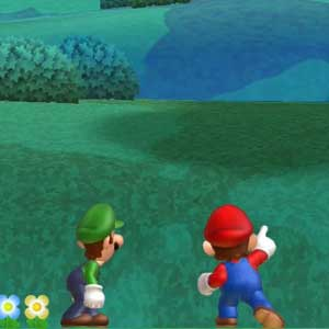 New Super Mario Bros U Wii U Charaktere