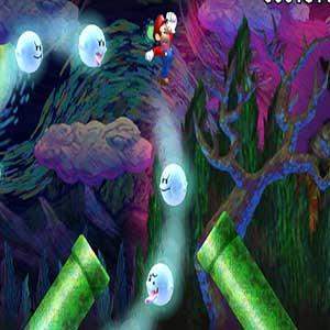 New Super Mario Bros U Wii U Gameplay
