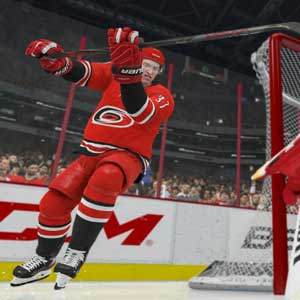 NHL 21 California Hurricanes