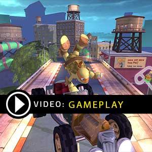 Nickelodeon Kart Racers PS4 Gameplay Video