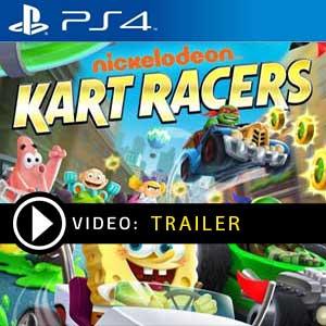 Nickelodeon Kart Racer PS4 Digital Download und Box Edition