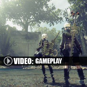 Nier Automata Video zum Gameplay