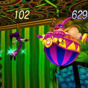 NiGHTS into Dreams Gameplay