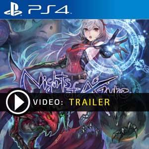 Nights of Azure PS4 Digital Download und Box Edition