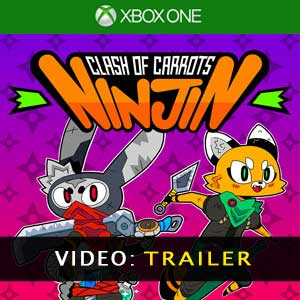 Ninjin Clash of Carrots Xbox One Digital Download und Box Edition