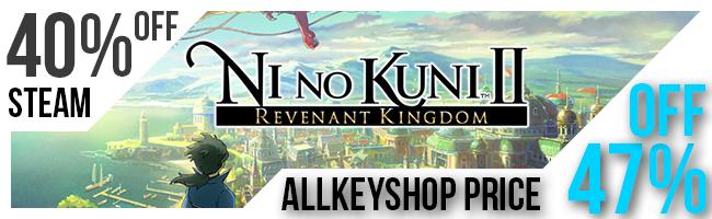 Nino Kuni 2 Revenant Kingdom