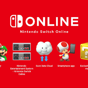 Nintendo Switch Online Merkmale