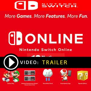 Nintendo Switch Online 12 Monate Nintendo Switch Digital Download und Box Edition