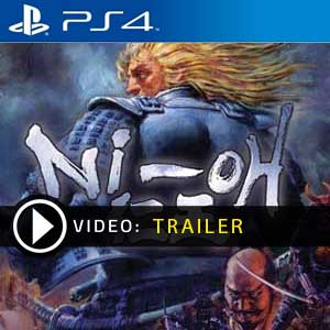 Nioh PS4 Digital Download und Box Edition