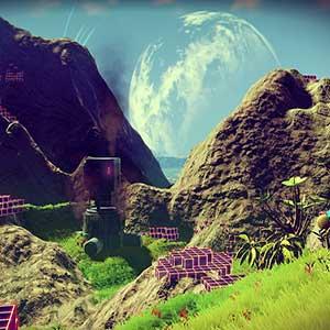einzigartige Planeten