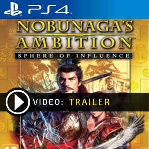 Nobunagas Ambition PS4 Digital Download und Box Edition