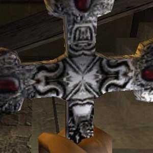 Nosferatu The Wrath of Malachi - Kreuz