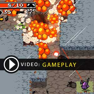 Nuclear Throne Gameplay Video
