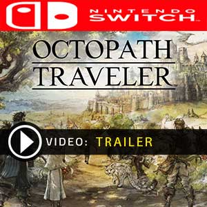 OCTOPATH TRAVELER Nintendo Switch Digital Download und Box Edition