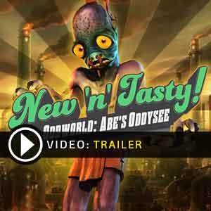 Oddworld New N Tasty Key Kaufen Preisvergleich