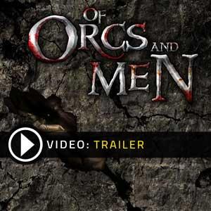 Kaufen Of Orcs and Men CD KEY Preisvergleich