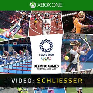 Olympic Games Tokyo 2020 Xbox One Video Trailer