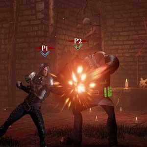 epische Bosskämpfe