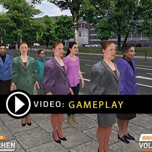 OMSI 2 Add-on Downloadpack Vol. 8 KI-People Gameplay Video