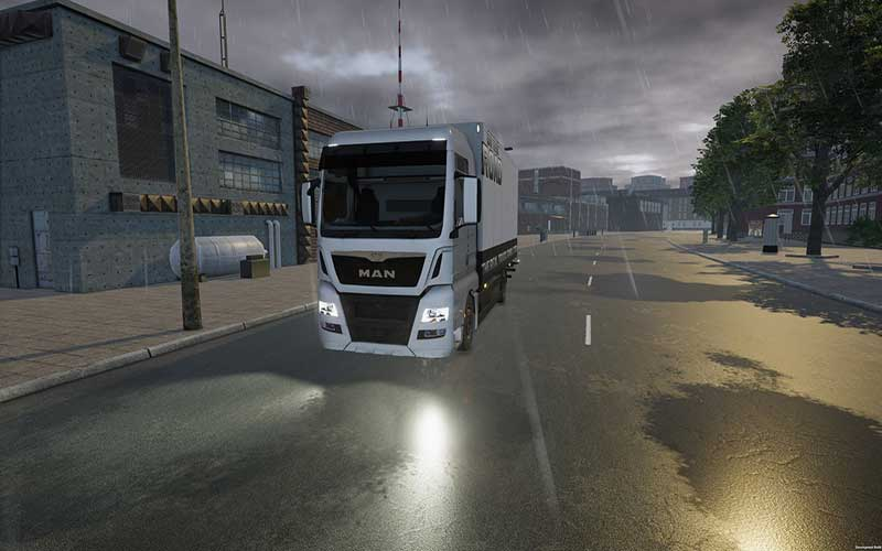 on the road truck simulator cd key kaufen preisvergleich. Black Bedroom Furniture Sets. Home Design Ideas