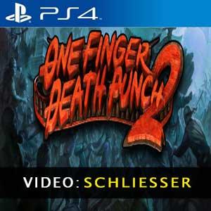 One Finger Death Punch 2 Video Trailer