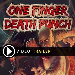 One Finger Death Punch Key Kaufen Preisvergleich