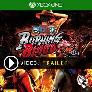 One Piece Burning Blood Xbox One Digital Download und Box Edition