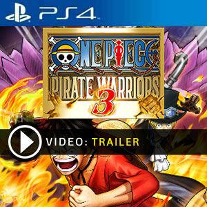 One Piece Pirates Warriors 3 PS4 Digital Download und Box Edition