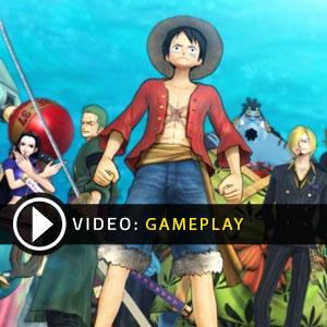 One Piece Pirate Warriors 3 Gameplay Video