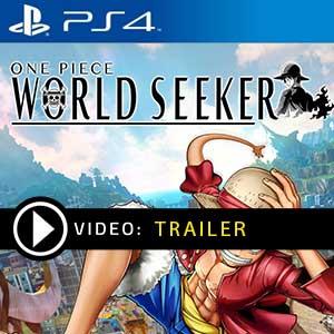 One Piece World Seeker PS4 Digital Download und Box Edition