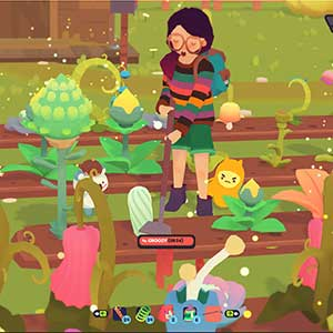 Ooblets Bepflanzung