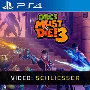 Orcs Must Die 3 PS4 Video Trailer