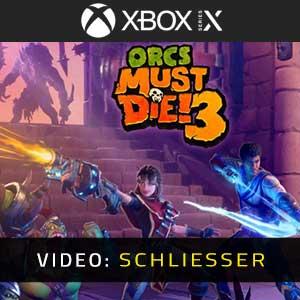 Orcs Must Die 3 Xbox Series X Video Trailer